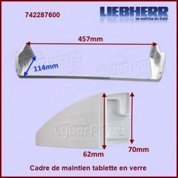 Cadre balconnet du milieu Liebherr 7422876 CYB-370011