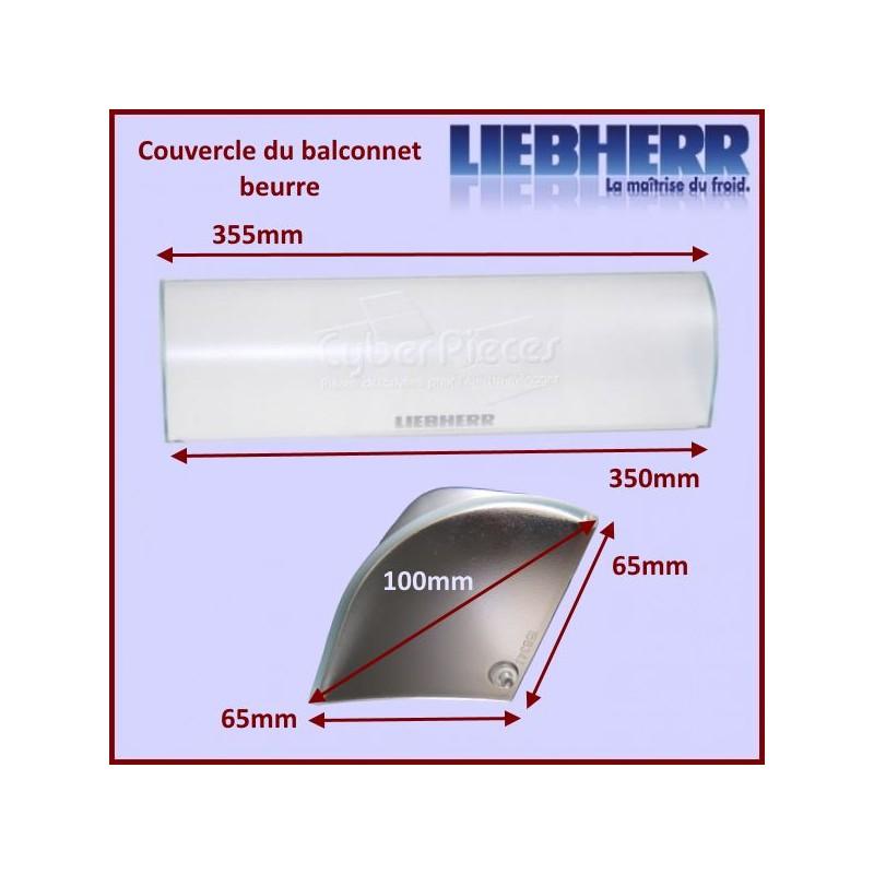 Couvercle balconnet à beurre Liebherr 9101188