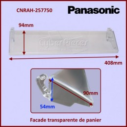 Façade plastique Panasonic...