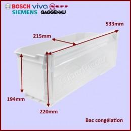 Petit bac produits congelés Bosch 00479329 CYB-293099