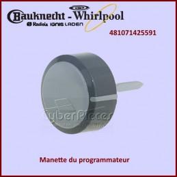 Bouton programmateur Whirlpool 481071425591 CYB-285698