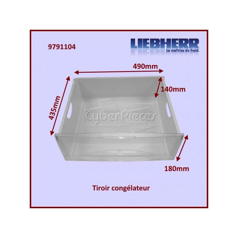Tiroir de congélateur Liebherr 9791104