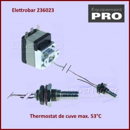 Thermostat de cuve max....