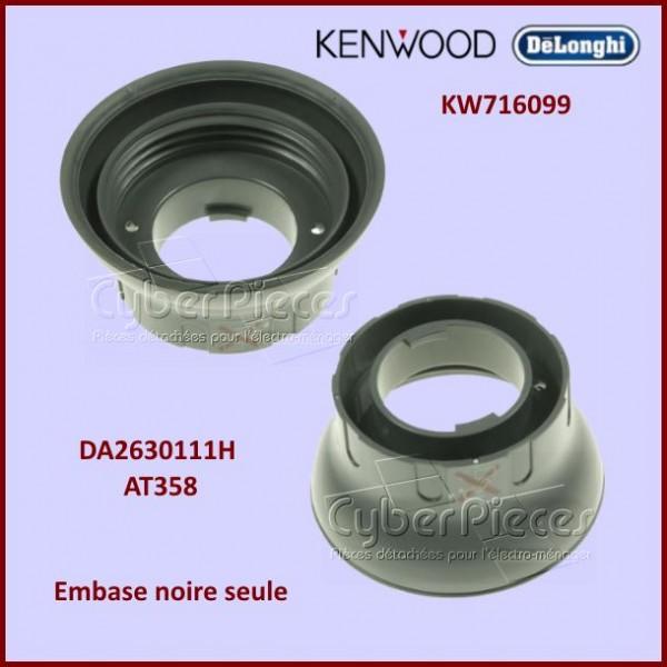 Embase noire seule KAH358GL Kenwood KW716099