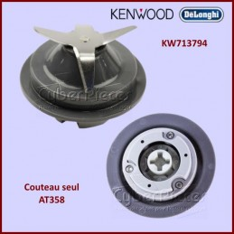 Couteau seul AT358 Kenwood KW713794 CYB-323482