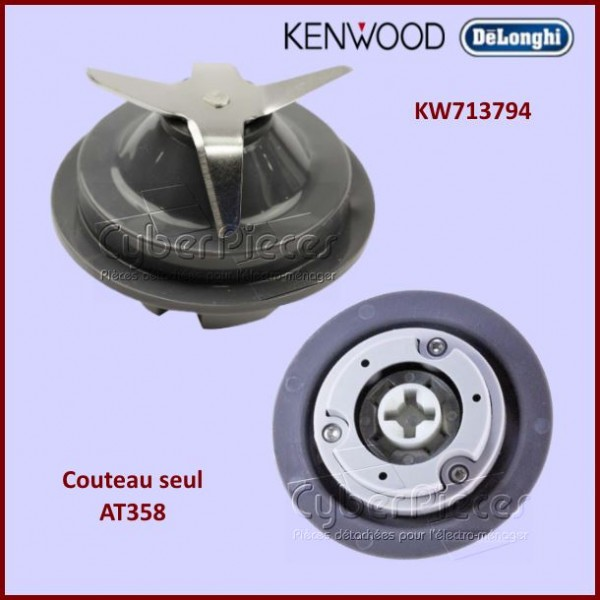 Couteau seul AT358 Kenwood KW713794