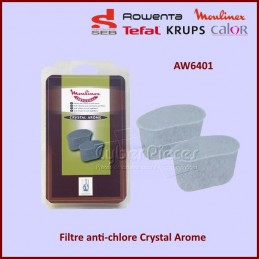 Filtre anti-chlore et tartre Crystal Arome AW6401 CYB-403948