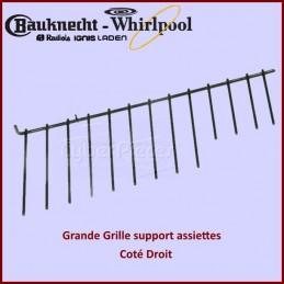 Grande grille support plats...