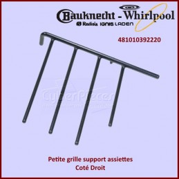 Petite Grille support plats...