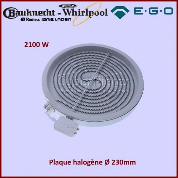 Foyer Radiant 230mm - 2100w EGO 2302032832