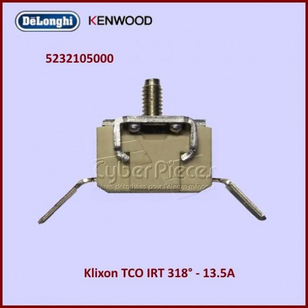 Klixon TCO IRT 318° - 13.5A Delonghi 5232105000