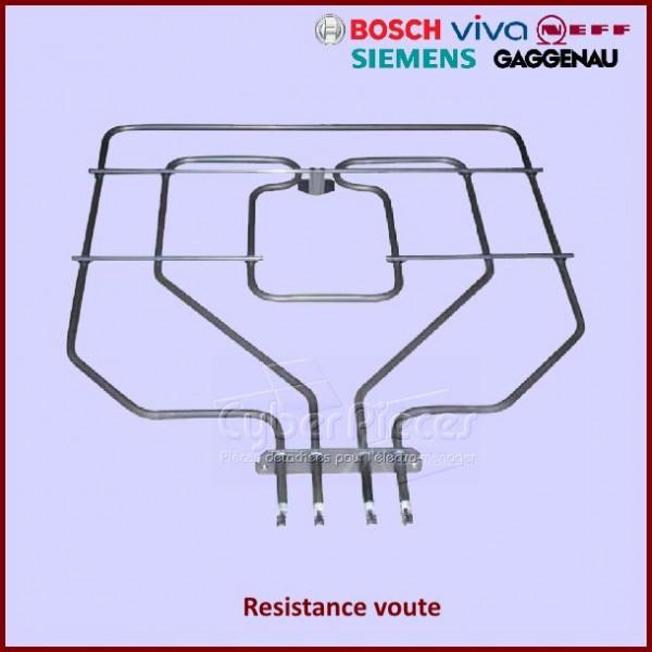 Resistance de voûte 2800W Bosch 00773539