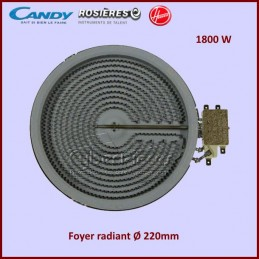 Foyer Radiant 220mm 1800W Candy 93679728 CYB-259811