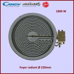 Foyer Radiant 220mm 1800W...