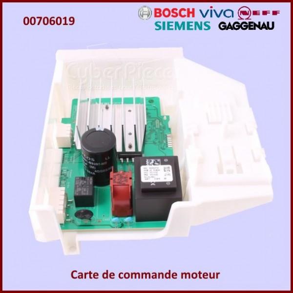 Carte de commande moteur Bosch 00706019