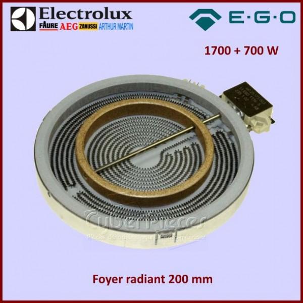 Foyer Radiant 200mm double zone 1700+700W Ego 1058211044