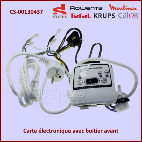 Carte électronique avec boitier Calor CS-00130437