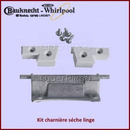 Kit charnière de porte Whirlpool 481941719341 CYB-204750