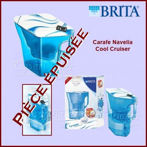 Carafe BRITA Navelia Cool Cruiser 1011525***Pièce épuisée***