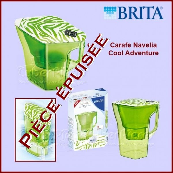 Carafe BRITA Navelia Cool Adventure 1011526***Pièce épuisée***