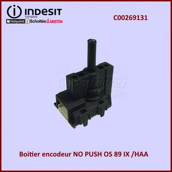Boitier encodeur Indesit C00269131