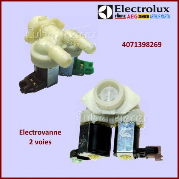 Electrovanne complète Electrolux 4071398269