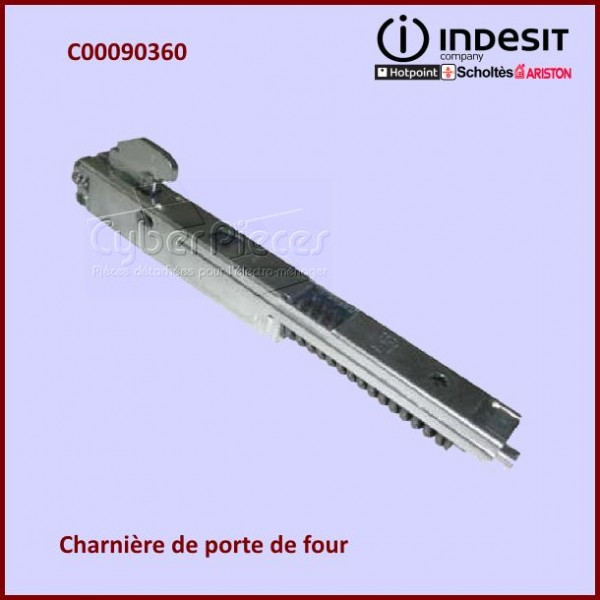 Charnière de four Indesit  C00090360