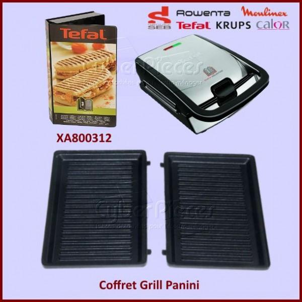 Snack collec grill-Panini Tefal XA800312