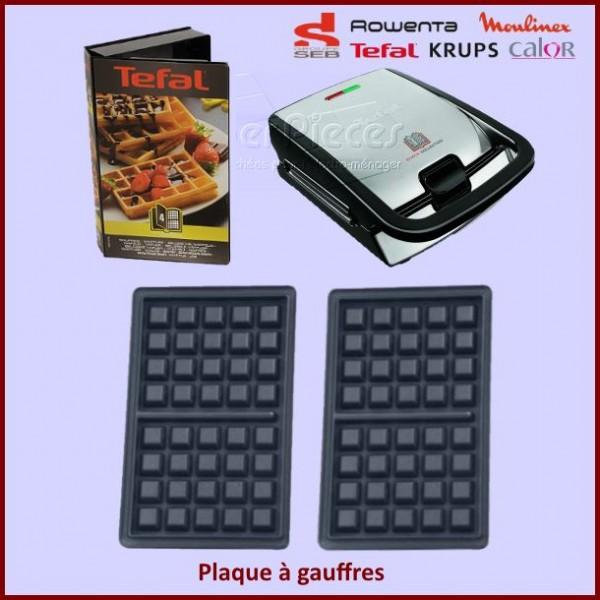 Snack collec grill-Gauffre Tefal XA800412