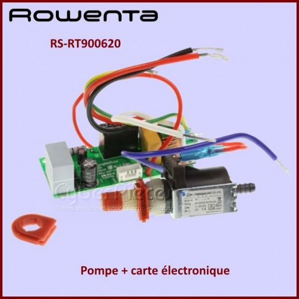 Pompe et carte electronique Rowenta RS-RT900620