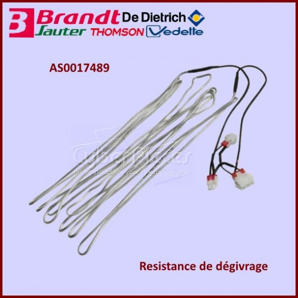 Kit de dégivrage DN32600 Brandt AS0017489