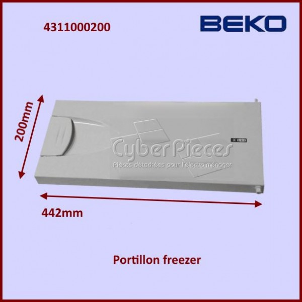 Portillon Freezer BEKO 4311000200