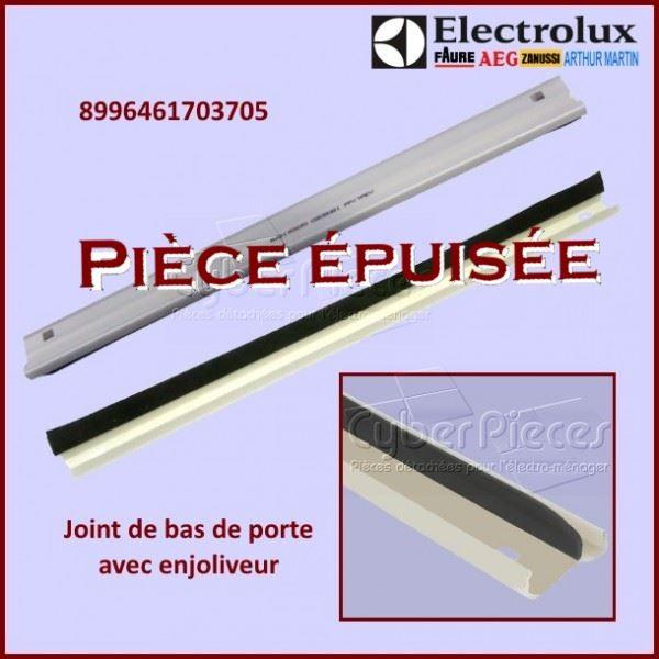 Joint de bas de porte + Enjoliveur Electrolux 8996461703705
