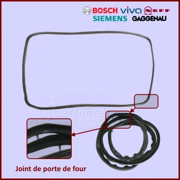 Joint de porte de four Bosch 00057980