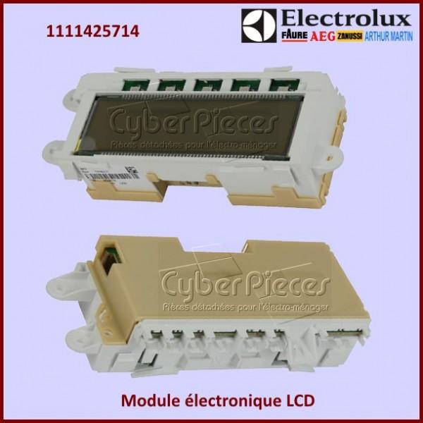 Module électronique LCD Electrolux 1111425714
