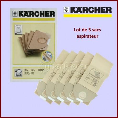 Sac aspirateur Karcher 69041670