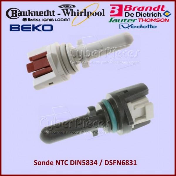 Sonde NTC DFN1500 Beko 1887740400