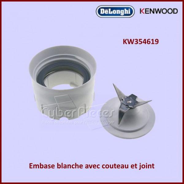 Embase et couteau a993 a994 kenwood kw354619 pour robot - Couteau electrique kenwood kn650 ...
