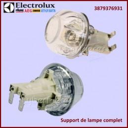 Support de lampe complet...