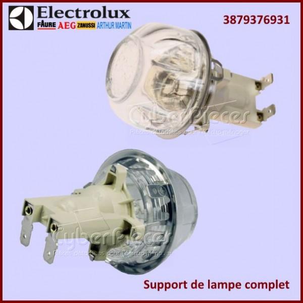Support de lampe complet Electrolux 3879376931