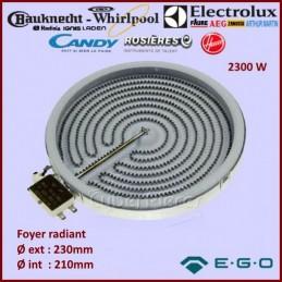 Foyer Radiant 2300w Ego 1051111004 CYB-071482