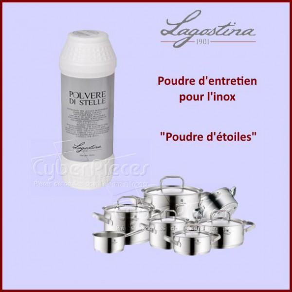 Produit d 39 entretien pour l 39 inox poudre des toiles - Produit pour nettoyer l inox ...