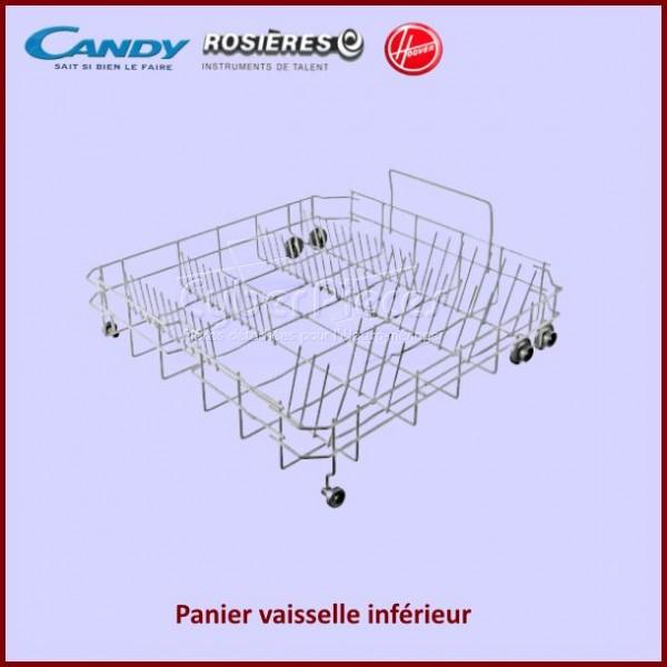 Panier à vaisselle inférieur Candy 41030312