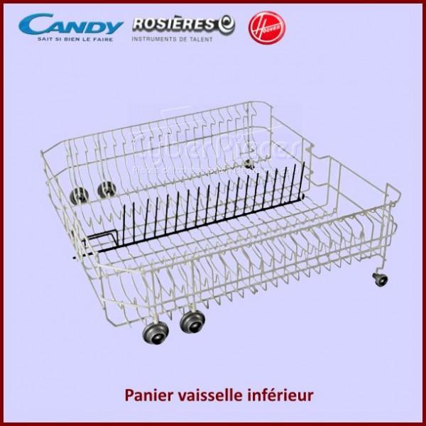 Panier à vaisselle inférieur Candy 49028720
