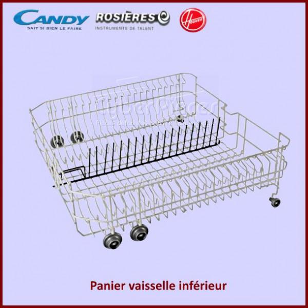 panier vaisselle inf rieur candy 49028720 pour lave vaisselle lavage pieces detachees. Black Bedroom Furniture Sets. Home Design Ideas