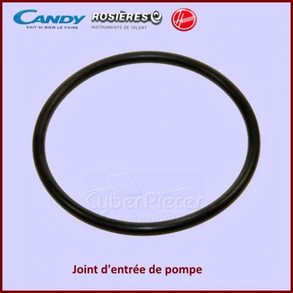 Joint de pompe de vidange Candy 91406302