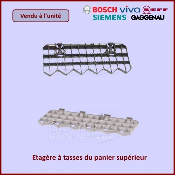 Étagère à tasses panier supérieur Bosch 00645105