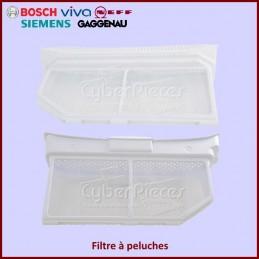 Filtre à peluches Bosch...