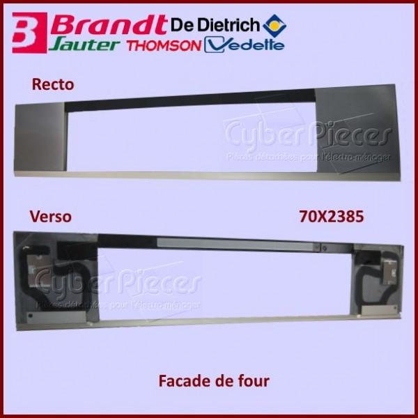 Bandeau d'habillage de four Brandt 70x2385
