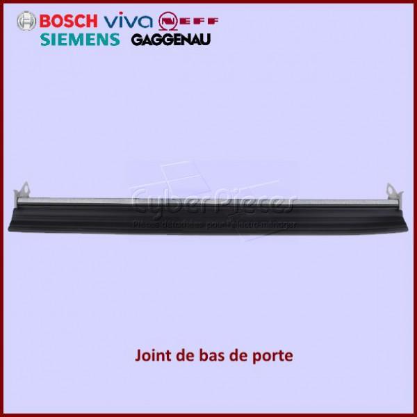 joint de bas de porte bosch 00704396 pour joints bas et tour de portes lave vaisselle lavage. Black Bedroom Furniture Sets. Home Design Ideas